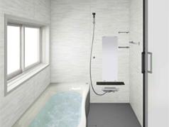 L-CLASS BATHROOM シンプルプラン 1216サイズ