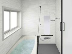 L-CLASS BATHROOM シンプルプラン 1717サイズ